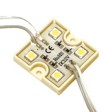 module led quattrochip power