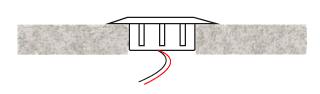 Spot mini balisage - montage