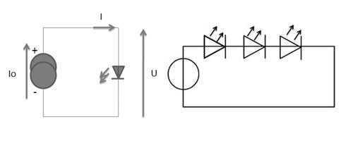 LED en courant constant