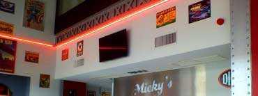 Profilé LED effet néon -Réalisation Atelier Carrieu (65)