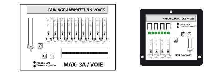 animateur-led-4-9-voies-plan
