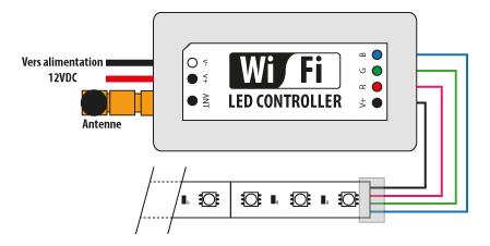 cablage-controleur-RGB-144-wifi