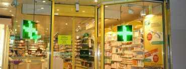 Croix LED vitrine réalisation