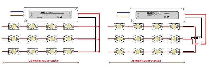 module-led-monoboxbar-cablage