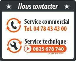 Contactez l'équipe commerciale WLED